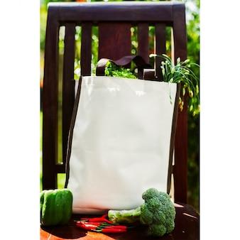 Tote bag mock up design