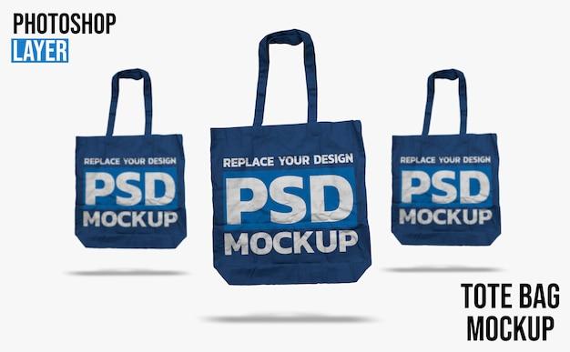 Модель-макет для большой сумки Premium Psd