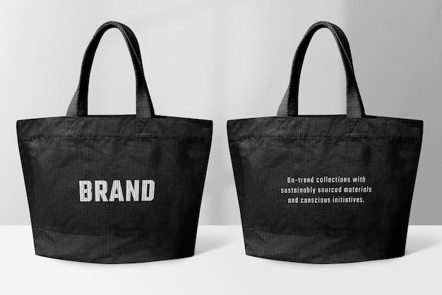Модный стиль макета сумки