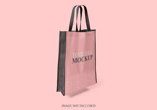 Tote Bag Mockup Isolated