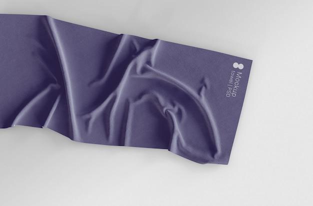 Полотенце мокап