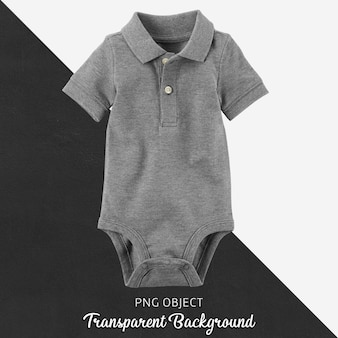 Transprent polo bodysuit collection of baby clothes