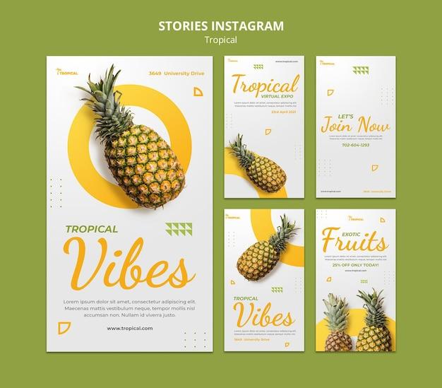 Тропические флюиды instagram рассказы