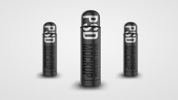 Tumbler 3d rendering mockup design
