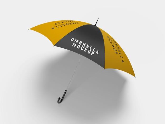 우산 모형 3