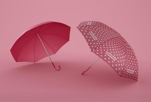 Umbrella mockup