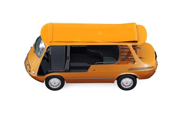 Коммунальный фургон 1957 года, макет