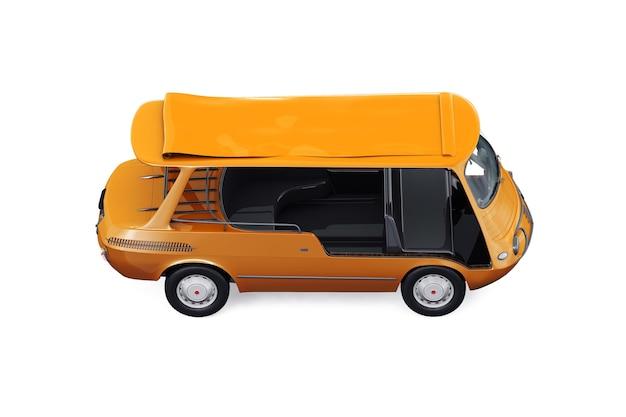 유틸리티 밴 1957 모형