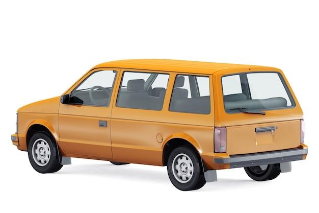 Макет фургона 1984 года
