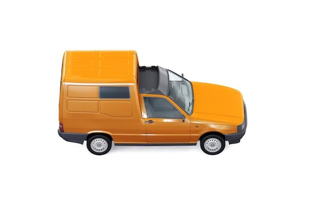 Mockup di furgone del 1988