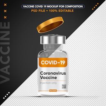Вакцина против covid 19 для всех Premium Psd