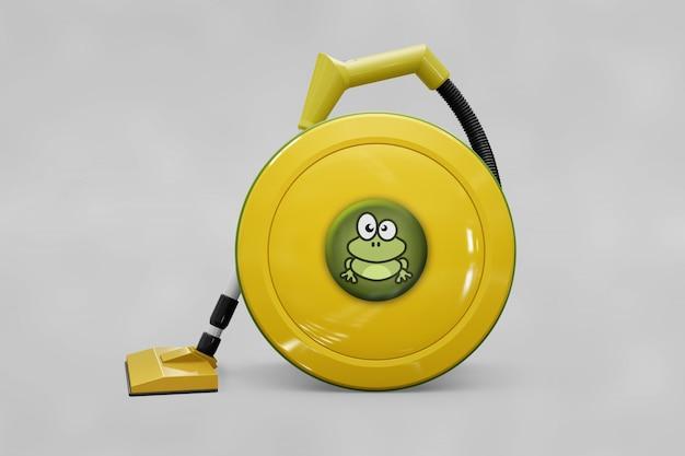 Vacuum mock up