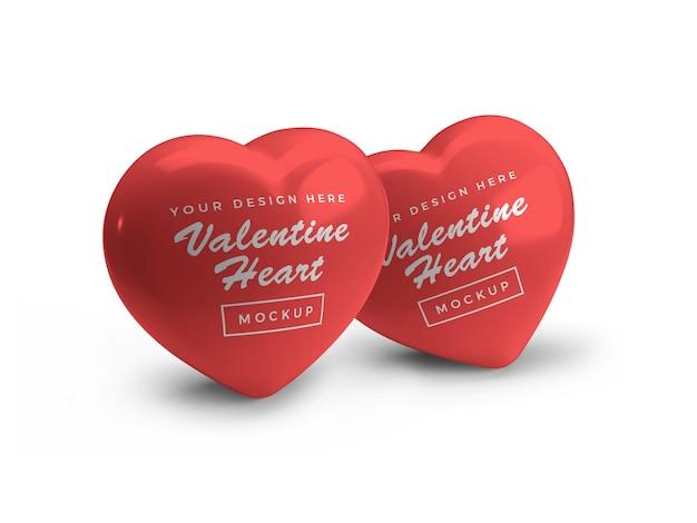 발렌타인 사랑 심장 기호 이랑 디자인