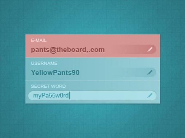 Validation form control web elements