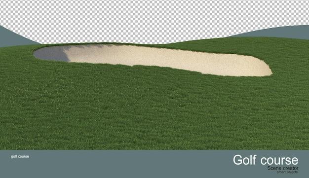 다양한 골프장