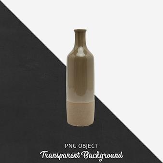 透明な背景の上に花瓶