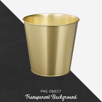Ваза или вазон на прозрачном