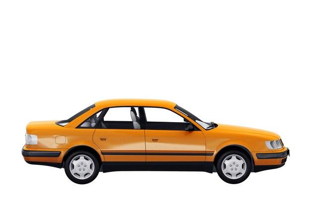 Винтажный седан 1991 года