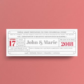 Ticket Templates | Ticket Template Vectors Photos And Psd Files Free Download