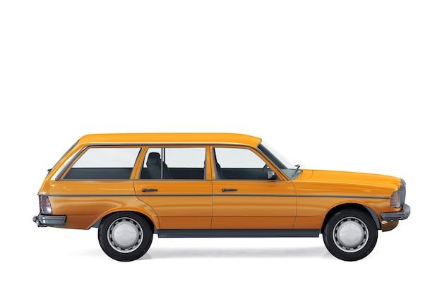 ワゴンコンビカー1975モックアップ