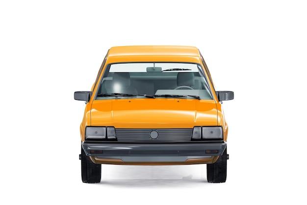 Универсал комбинированный автомобиль 1980 года макет