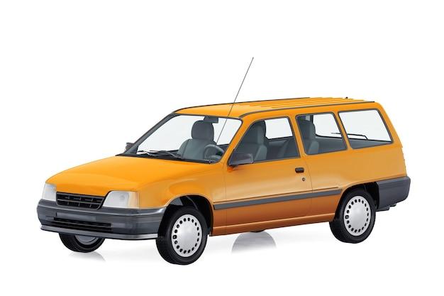 Универсальный комбинированный автомобиль 1991 года, макет