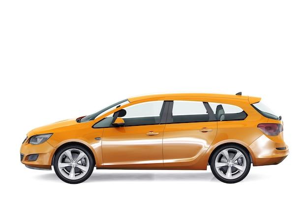 Макет универсального автомобиля 2011 года