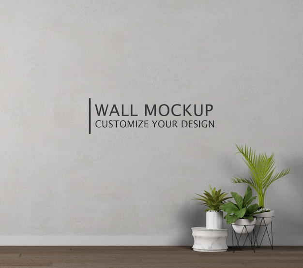 Wall design customization