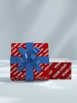 결혼 선물 상자 프로토 타입