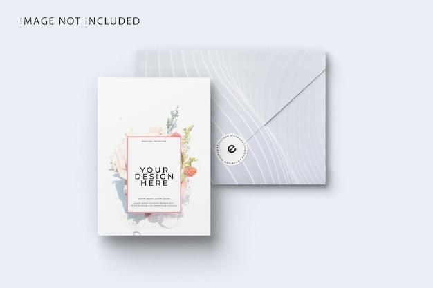 Свадебное приглашение макет