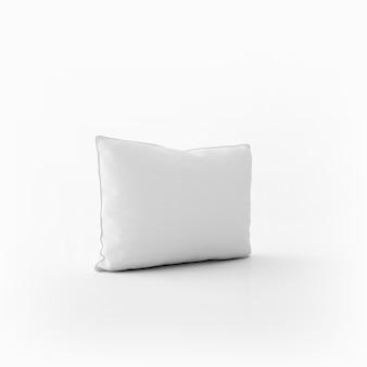 하얀 부드러운 베개