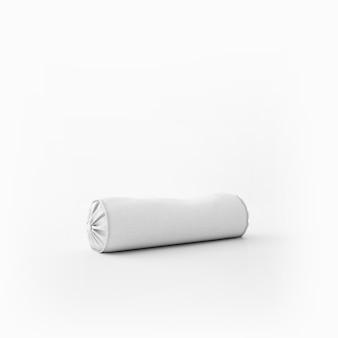 White soft pillow