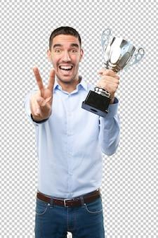 Победитель бизнесмена