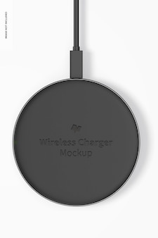 Wireless charger mockup