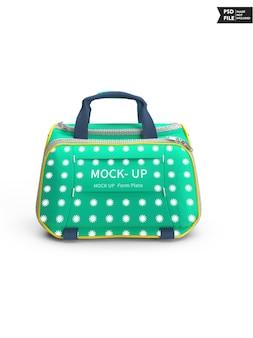 Womens bag mockup