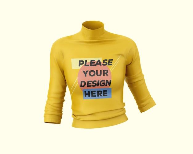 Psd файл женские свитера