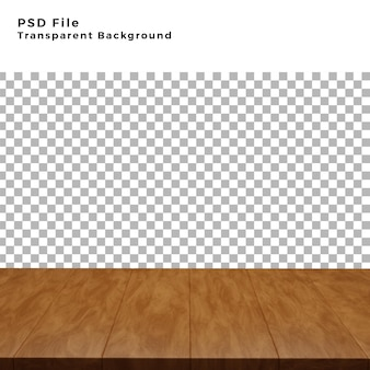 Wooden board background for products
