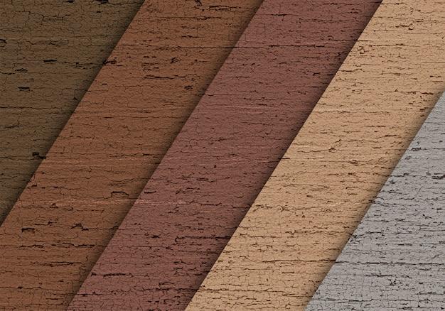 Wooden floorboard samples textured background