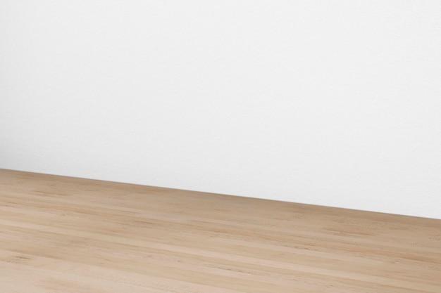 Modello di sfondo del prodotto in legno psd