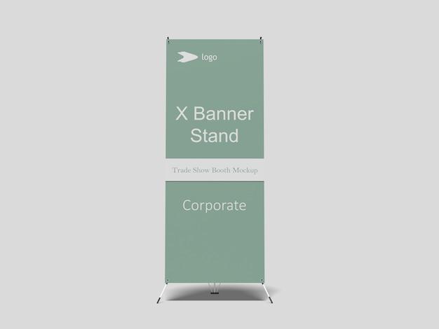 Макет x-banner