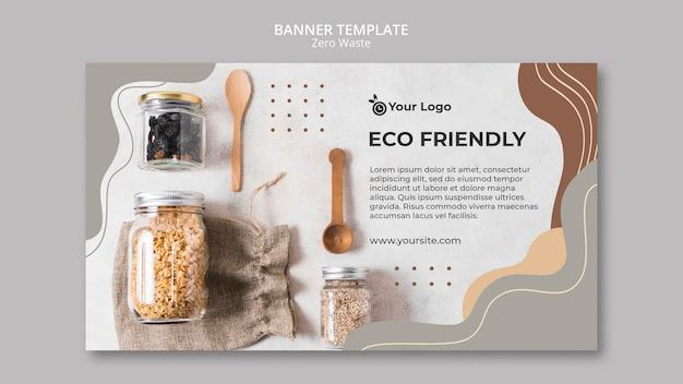 Zero waste banner