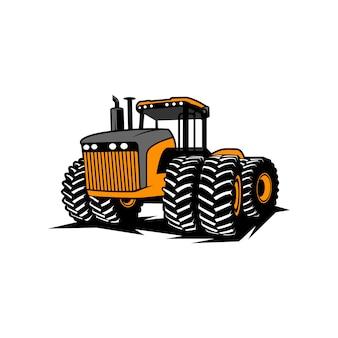 トラクター01