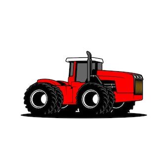 トラクター02