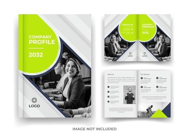 04 страница бизнес-брошюра дизайн и годовой отчет и шаблон журнала