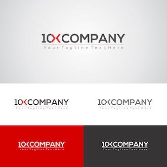10 x логотип дизайн логотипа