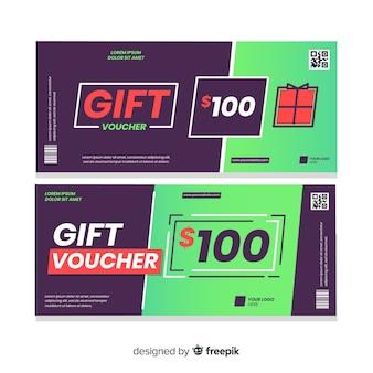 100$ gift voucher