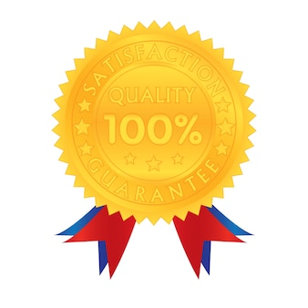 100 percent guarantee satisfaction quality