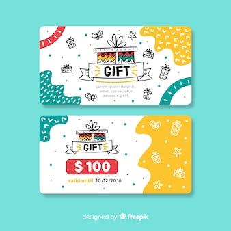 Подарочный ваучер 100 $