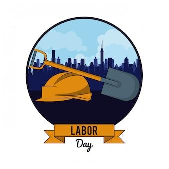 労働日は11月1日カード