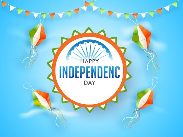 15th august. indian independence day celebration.